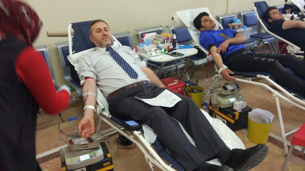 Kızılay Kan Bağışı Etkinliği 08.03.2019